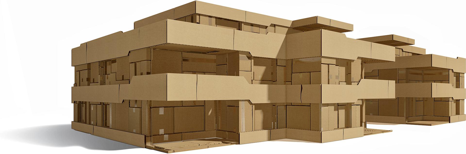Unsere Architektur-Visualisierungen sind so lebensnah, wie das Original.