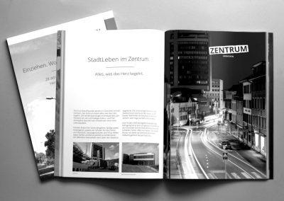 Dokumentation Stadtleben Grenchen