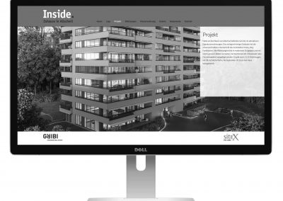 Homepage Inside Allschwil