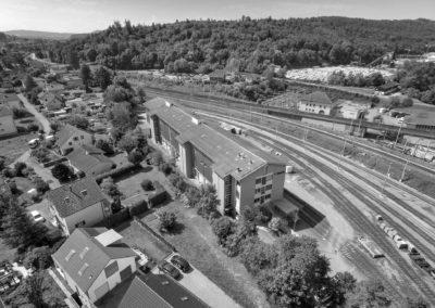 Luftaufnahmen diverse, SBB Immobilien