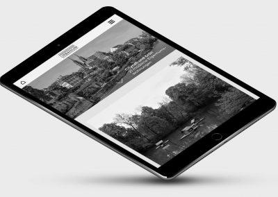 Homepage Urbanium Basel