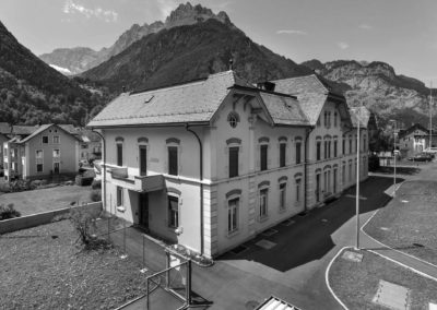 Luftaufnahmen SBB in Erstfeld